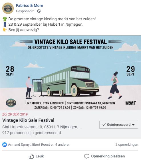 evenement marketing facebook