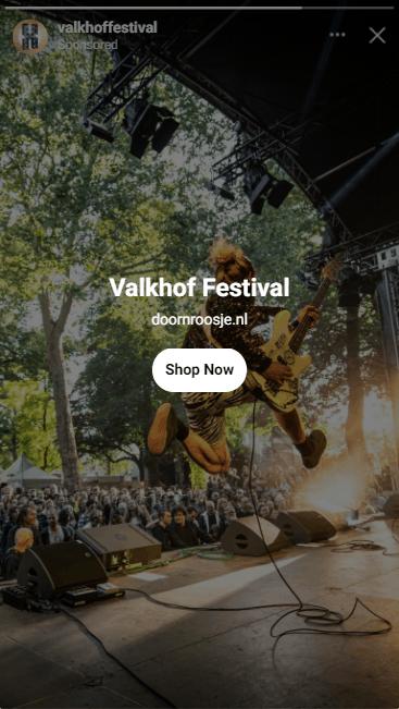 marketingbureau voor festivals